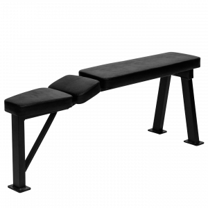 Fettle Fitness Flat Bench Waist