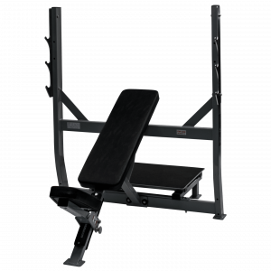 Fettle Fitness Olympic Incline Bench