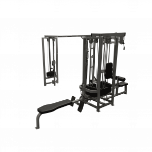 Fettle Fitness 5 Station