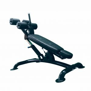Fettle Fitness Adjustable Decline/Abdominal Bench