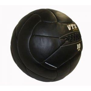 10Lb Troy VTX Leather Wall Ball - PWB-010